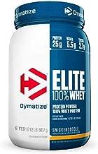 Elite Whey Protein (900g) Dymatize -Cookies