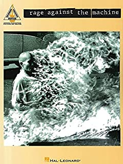 RAGE AGAINST THE MACHINE WITH NOTES AND TABLATURE by Rage Against The Machine (1994-12-01)
