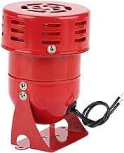 220 V 120 dB motoralarm MS-190 industrieel geluid, elektrische bescherming tegen diefstal, rood motoraangedreven sirene-me...