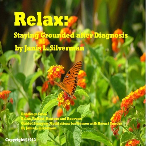 Relax audiobook cover art