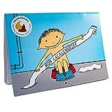 Mon Cacalendrier: livre d'apprentissage de la propreté pour enfant pour arrêter les couches avec autocollants de pipi et caca et commencer sur le pot