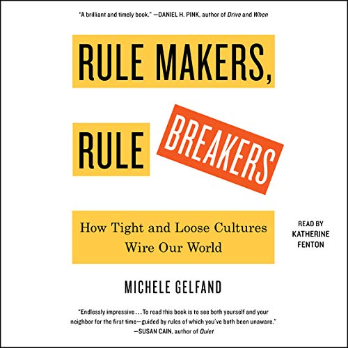 Rule Makers, Rule Breakers Titelbild