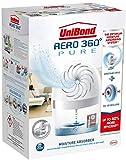 UniBond Aero 360 Pure Moisture Absorber Device (4X 450g Vanilla Refill + 1 Device)