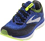 Brooks Bedlam, Zapatillas de Running Hombre, Multicolor (Black/Blue/Nightlife 069), 46.5 EU