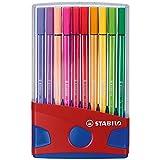 スタビロ 水性ペン ペン68 カラーパレード 20色 6820-04