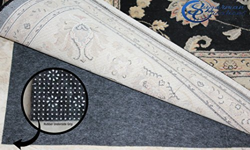 Sugarman Creations Limited Summer Sale!! Non Slip Rug Pad 100% Felt and Rubber Extra Cushioned...