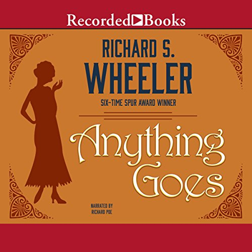 Anything Goes audiobook cover art