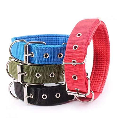 PiniceCore 1.5 * 45cm Collar Suave del Gato del Perro casero Gatito Ajustable Gatos Collares de Perro de Polipropileno Suave de Productos para Mascotas Accesorios Suministros