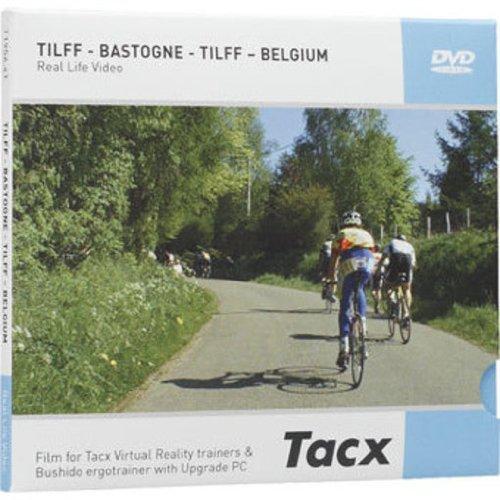 Tacx Fortius i Trainingsvideo Magic RLV HD tilff Bastogne tilff–Belgien DVD von Tacx