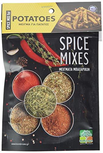 Biodinami Gewürzmischungfür Kartoffeln und Pommes Frites - Spice mix for Potatoes 35g, 5 Stück