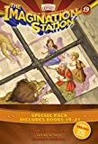 Imagination Station Books 3-Pack: Light in the Lions' Den / Inferno in Tokyo / Madman in Manhattan (AIO Imagination Station Books)