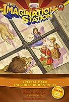 Light in the Lions Den / Inferno in Tokyo / Madman in Manhattan (Aio Imagination Station Books)