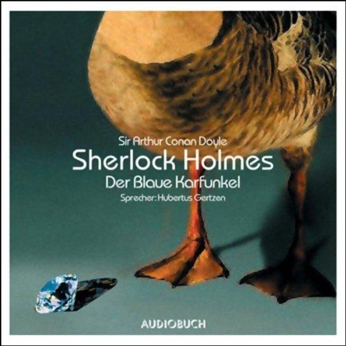 Sherlock Holmes. Der blaue Karfunkel Titelbild