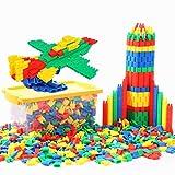 LONTG 450PCS Jeu de Construction Puzzle Enfants EnsembleBlocs Briques de...