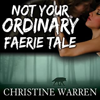 Not Your Ordinary Faerie Tale audiobook cover art