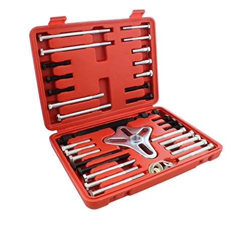 Auto Body Now ABN Harmonic Balancer Puller 46-Piece Tool Kit