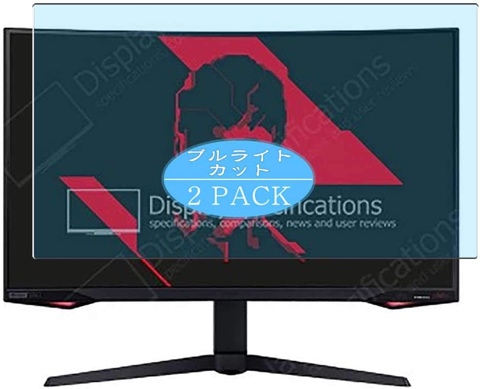 2 Pack Synvy Anti Blue Screen Max 64% OFF Light High order Protector Compatible with