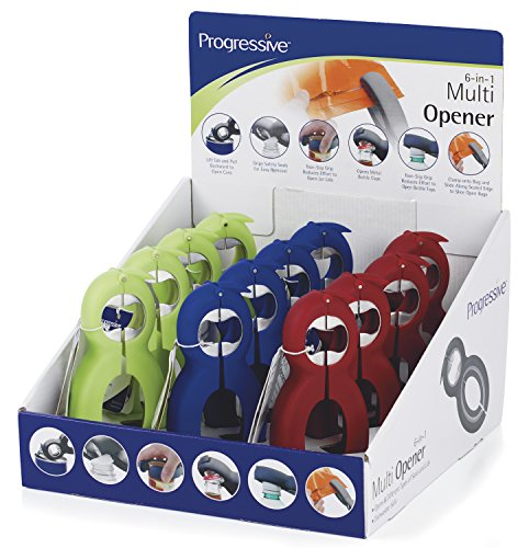 Progressive 6-in-1 Multi-Purpose Opener