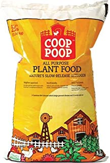 Healthy Grow HGR 243 CP25 Coop Poop Lawn and Garden Food, 25-Pound