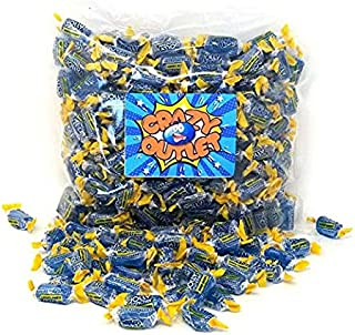 CrazyOutlet Pack - Jolly Rancher Blue Raspberry Hard Candy, Individually Wrapped Bulk Fat-Free Classic Candy, 2 lbs