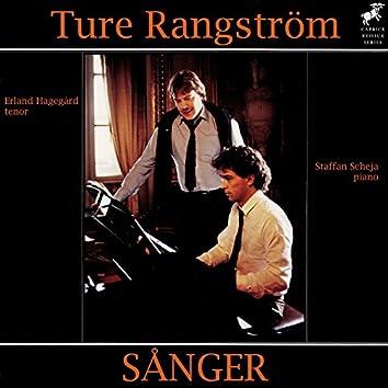 Ture Rangström: Sånger