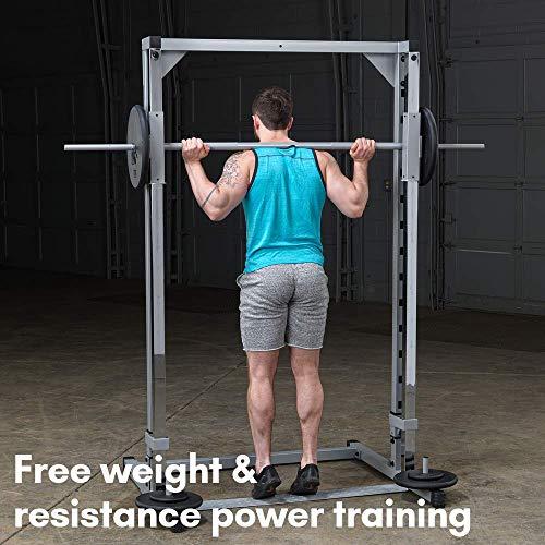 Body-Solid Powerline Smith Machine (PSM144X)