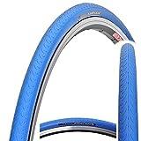 Kenda Kampaign K177Fahrradreifen 700x 23C, für Ein-Gang-Räder, Rennräder, Fixie-Räder und Trekking-Räder, Kampaign, blau, 700 x 23c