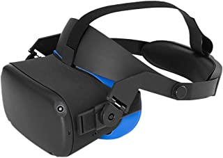 Nrpfell Head Strap for Quest Halo Strap Face, Comfortable and Adjustable, Ergonomic Virtual Reality Accessories