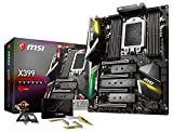 MSI Gaming AMD Ryzen ThreadRipper DDR4 VR Ready HDMI USB 3 SLI CFX...