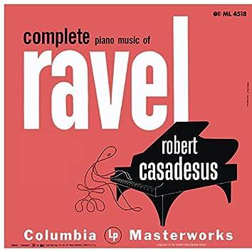 Casadesus Plays Piano Music of Ravel