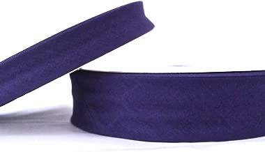 30mm Black Plain Bias Binding Tape Higgs /& Higgs