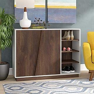 Pengu Wooden Shoe Rack, Shoe Cabinet Century Prowud