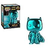 Funko Figura Pop Batman Blue Chrome (Exclusivo) SDCC - DC