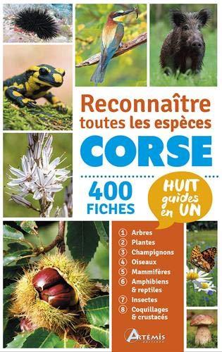 Reconnaitre toutes les espèces Corse