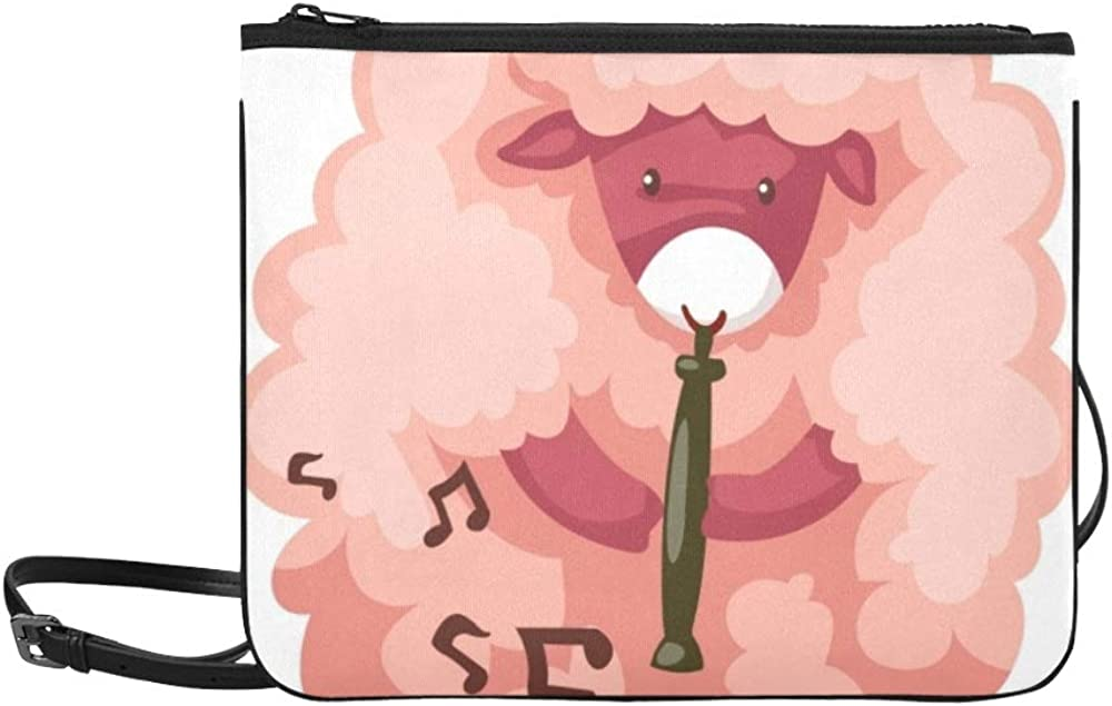 Cross Super Special SALE held Body Work Bag Music Dancing Happy Activly Max 68% OFF Sheep Adjustable