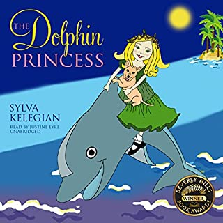 The Dolphin Princess audiobook cover art