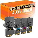 PlatinumSeries 4 Toner XXL per Kyocera TK-5240 ECOSYS M5526CDW P5026CDW P5026CDN M5526CDN M 5526CDW 5526CDN P 5026CDW 5026CDN M5526 P5026 CDW P5026 M5526 CDN