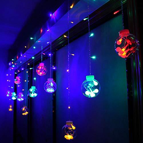 cortinas transparentes de colores