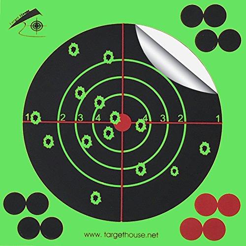 "BIRCHWOOD Casey 2 /""Shoot-N-C Bastone su obiettivi ARIA Fucile Pistola"