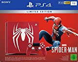 Sony PS4 1TB + Marvel`s Spider-Man Rosso 1000 GB Wi-Fi