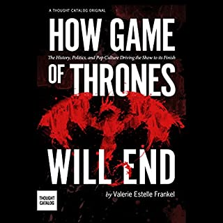 How Game of Thrones Will End cover art