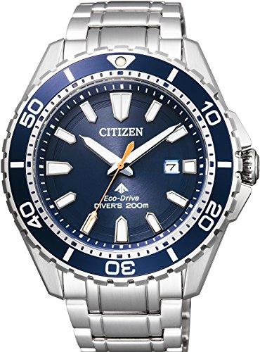 BN0191-80L uomo [Citizen] Citizen Watch PROMASTER Promaster Eco-Drive Della Serie Marine 200m Diver