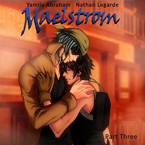 Maelstrom 3 audiobook cover art