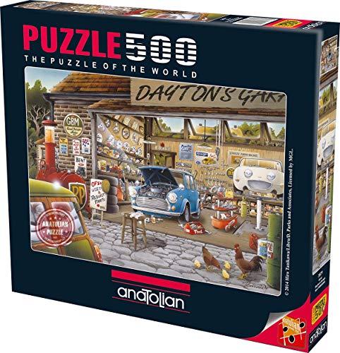 Dayton's Garage - Puzzle (500 Piezas)