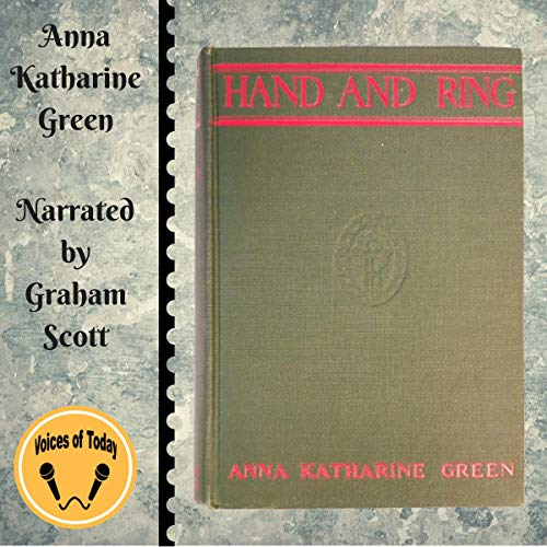 Hand and Ring audiobook cover art