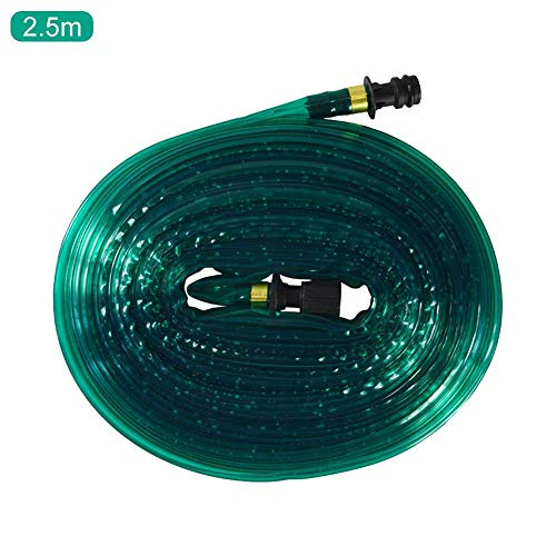 knowledgi Trampoline Sprinkler For Kids,trampoline Sprinkler Hose 24ft/8ft,waterpark Summer Fun Durable Water Toy for Boys Girls Adults