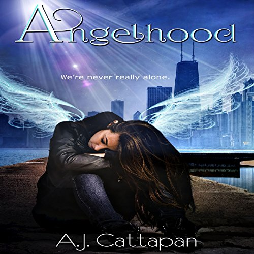 Angelhood audiobook cover art