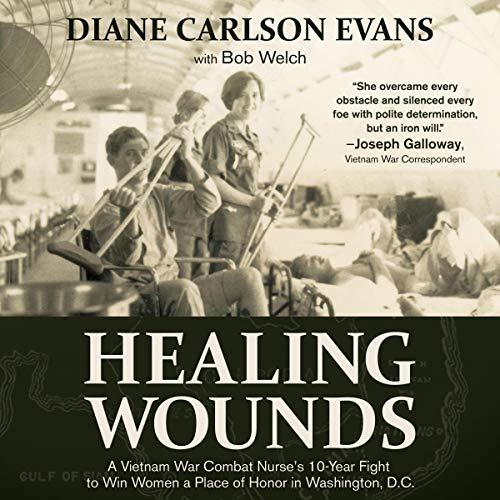 Healing Wounds cover art