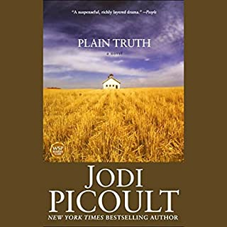 Plain Truth audiobook cover art
