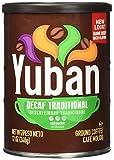 Yuban Decaf Traditional Medium Roast Ground Coffee (12 oz Canister)
